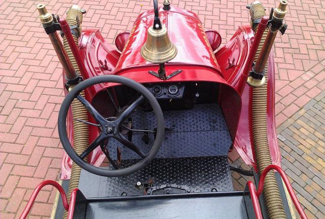 125 jaar brandweer
