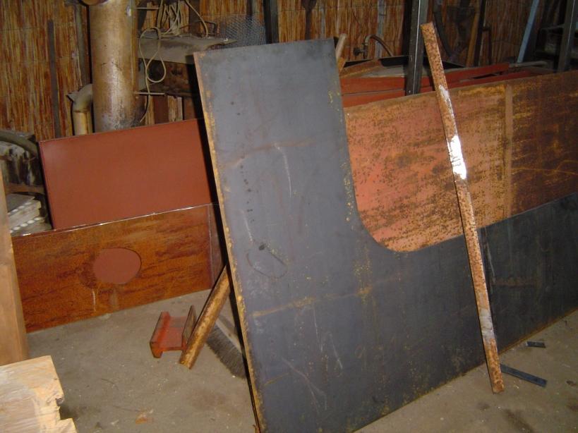 De restauratie van de Kagenaar