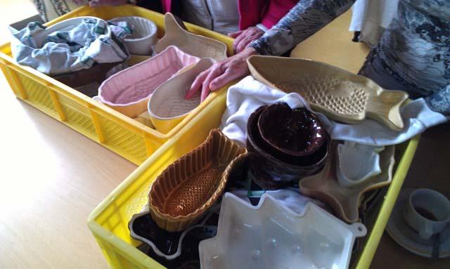 De Kring van puddingvorm-verzamelaars